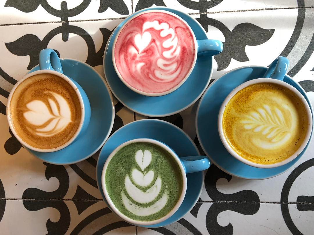Milk & Honey Cafe   HalalRun