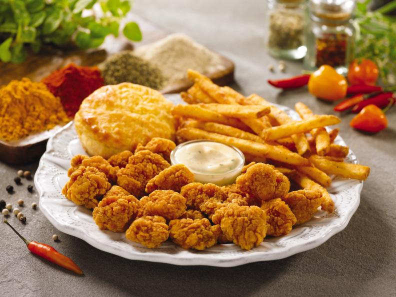 Popeyes Louisiana Kitchen Halalrun